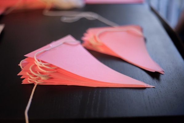 The World's Easiest DIY Bunting Tutorial